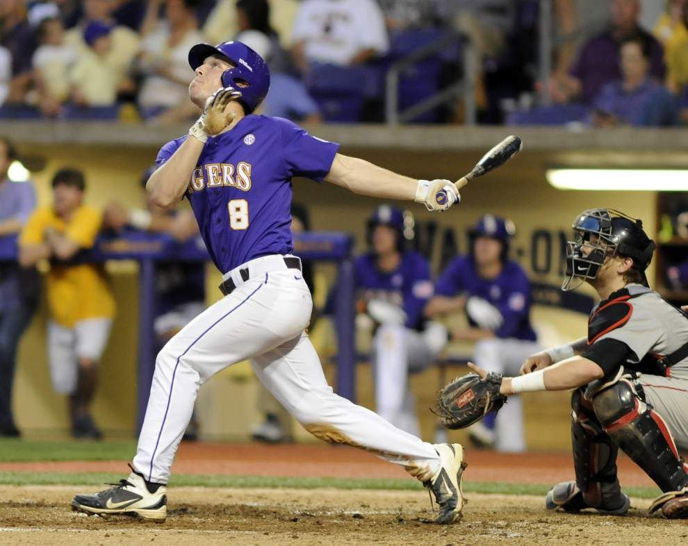 Alex Bregman's 'secret' moves paying dividends for LSU _lowres