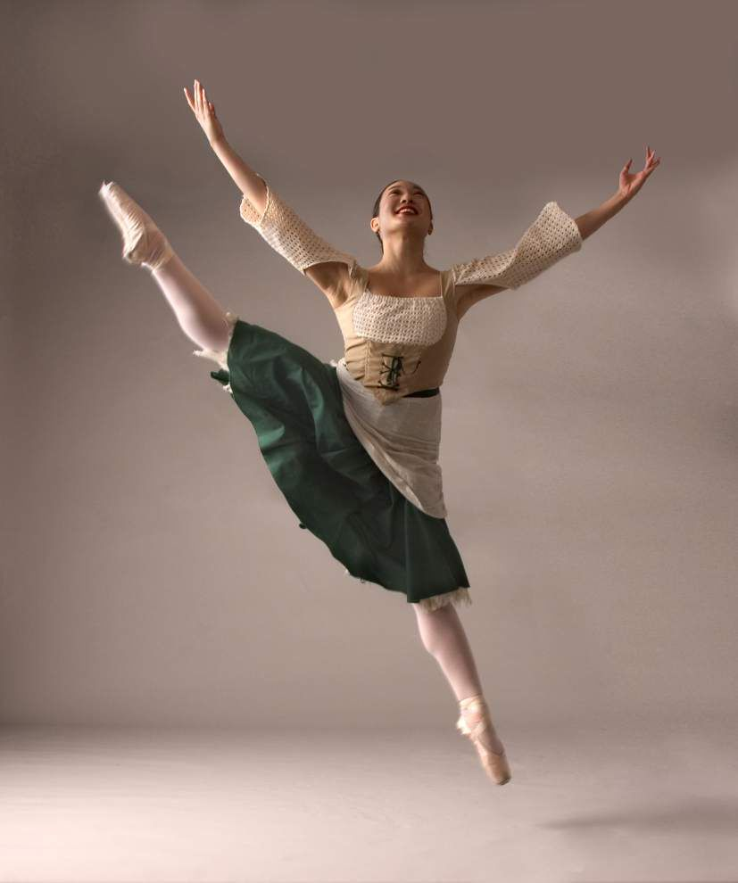 Ballet Magnificat! to perform at Dunham School _lowres