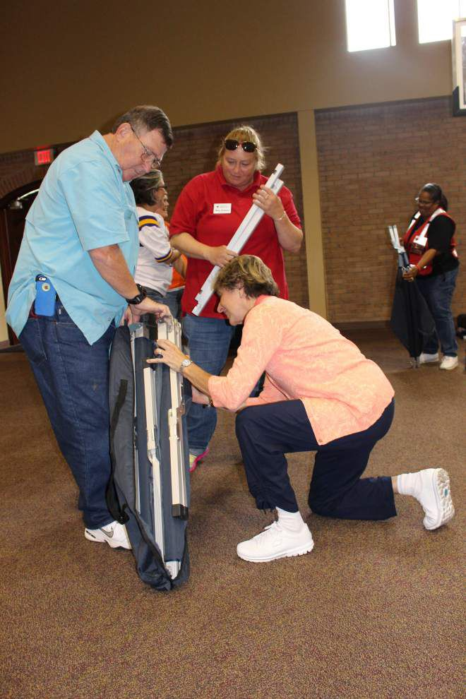 Church holds training for hurricane season _lowres