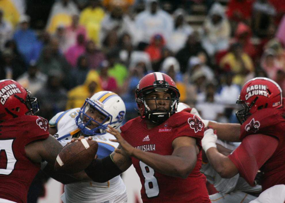 Louisiana Tech at Cajuns: Four Downs _lowres