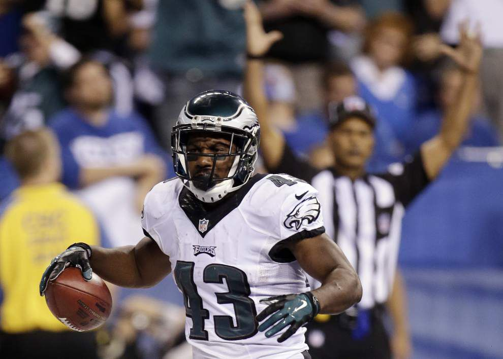 Darren Sproles says Saints 'disrespected him' before trading him _lowres
