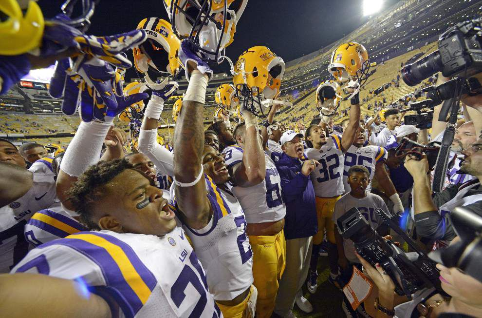 LSU notebook: School proposing 3-year contract extension for Joe Alleva _lowres