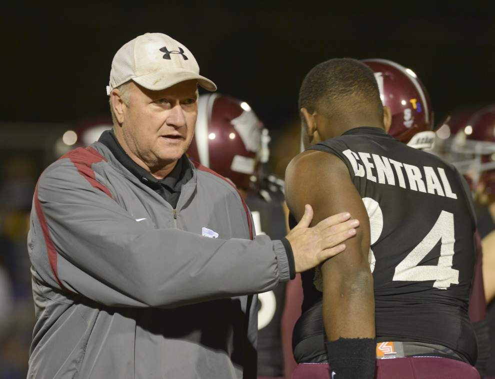 Out of playoff hunt, Central seeks to close season with victory _lowres