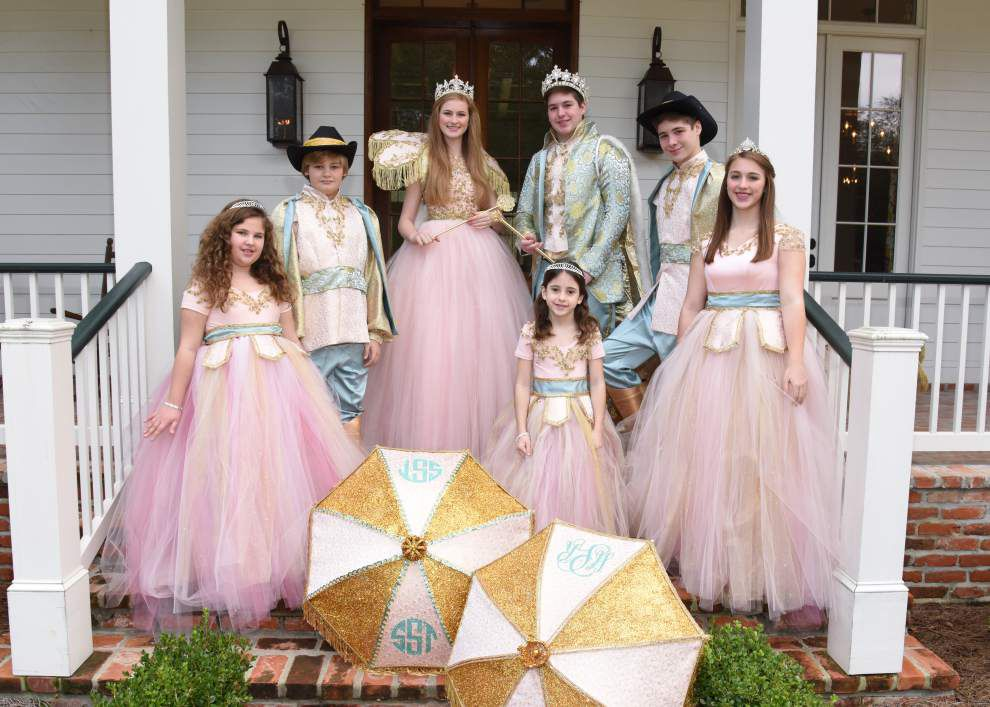 Krewe Lyonnesse lives 'Happily Ever After' at ball _lowres