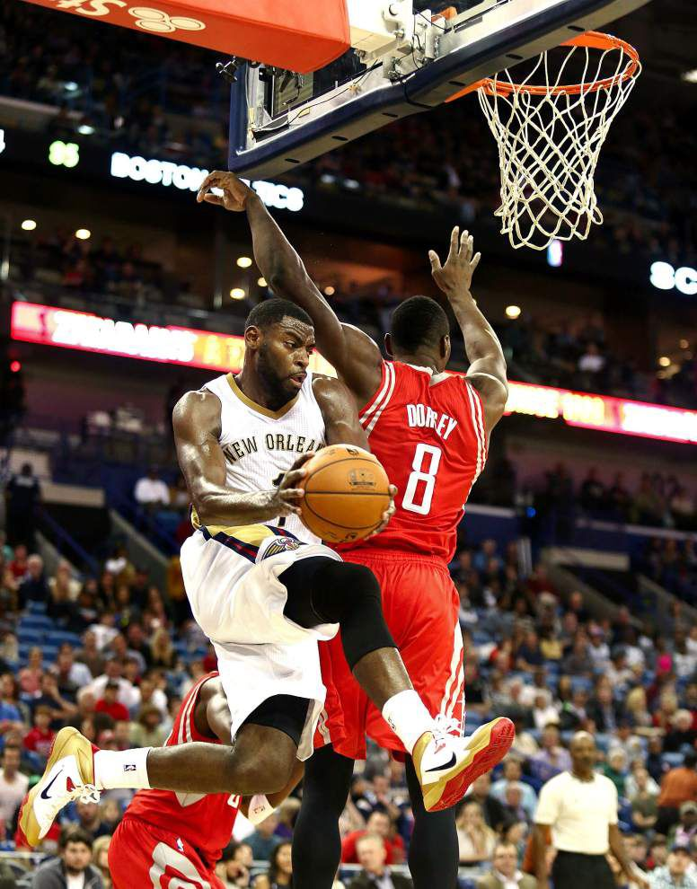 Lewis: Pelicans' hot December could yield a very cool January _lowres