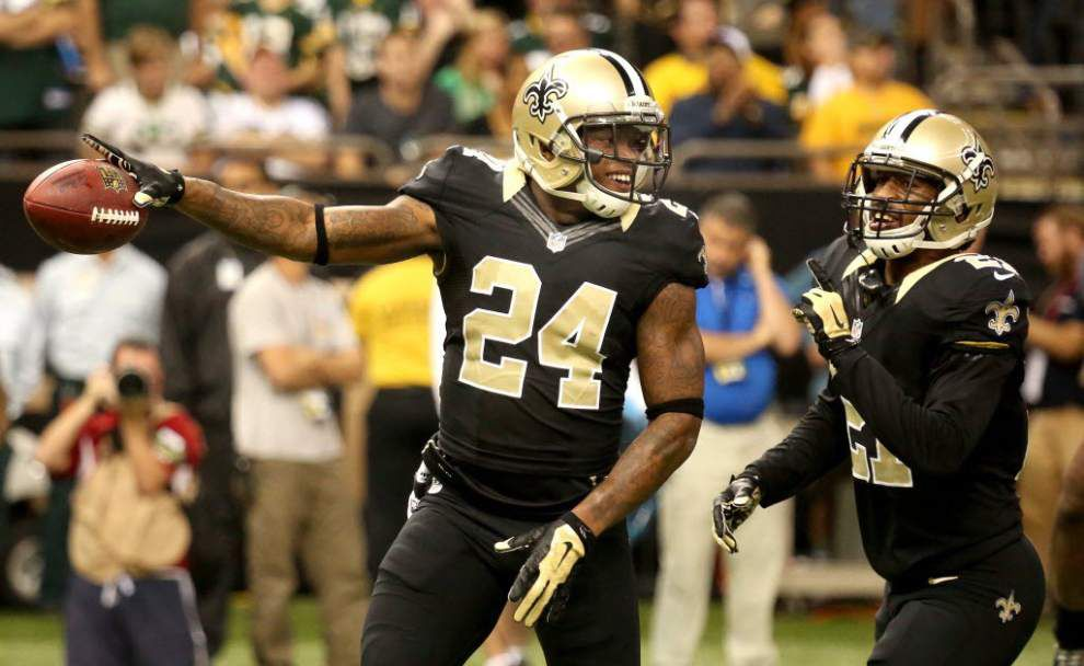 Source: Saints inform cornerback Corey White of his release _lowres
