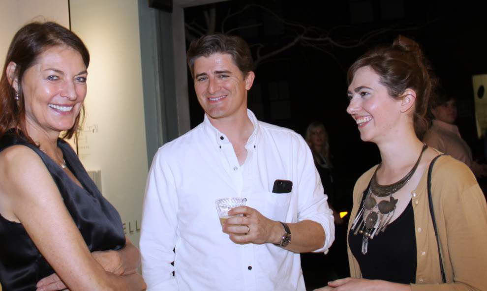 Steven Forster's Party Central: McCabe, Serrano photos at Boyd Satellite _lowres