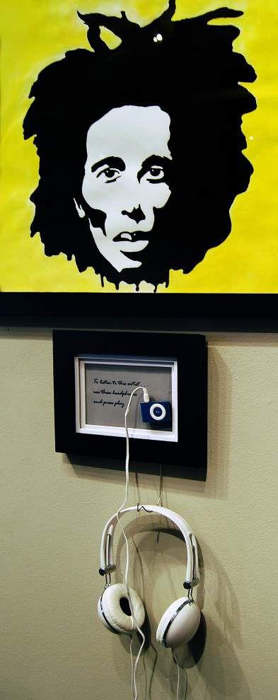 Cultural Collage: Fontainebleau High School senior exhibit bursts beyond false limits _lowres