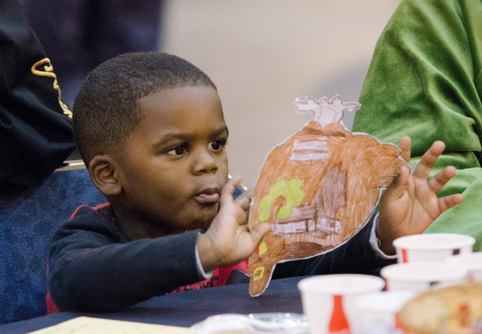 Photos: Sheriff's Thanksgiving Dinner Celebration _lowres