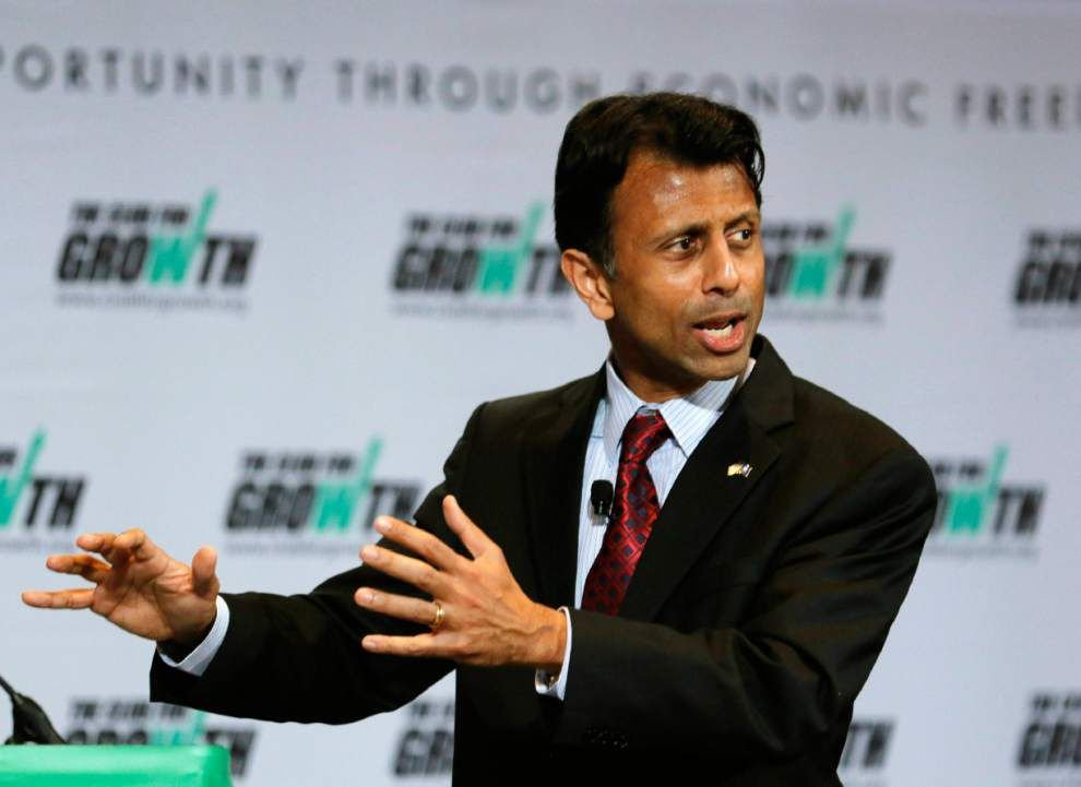 James Gill: Bobby Jindal might stand out in Iowa -- as a 'financially irresponsible ideologue who wrecked healthcare and higher education' _lowres