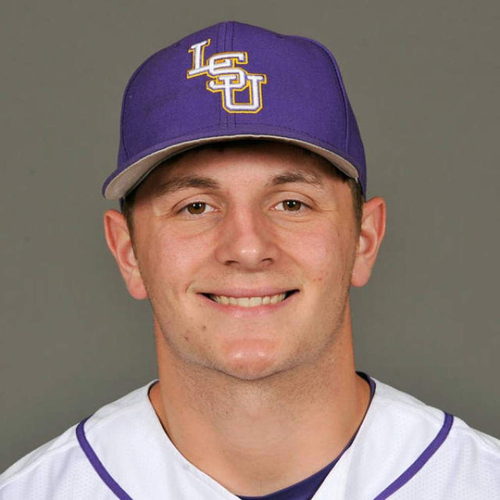 Closing in on a closer? LSU coach Paul Mainieri has a guy in mind: Jesse Stallings _lowres