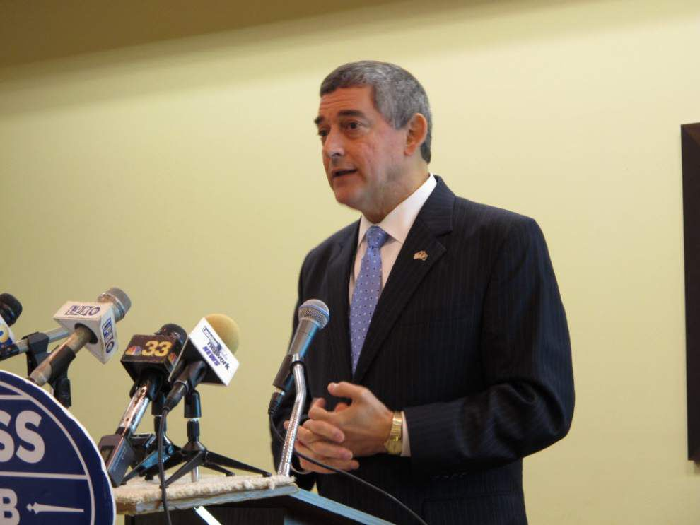Politics blog: Louisiana governor's race heats up; Pro-Dardenne PAC launched _lowres