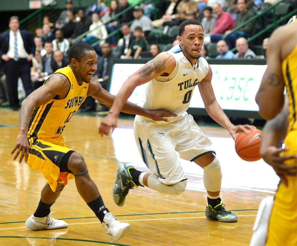 Tulane aims to get back in groove at home _lowres