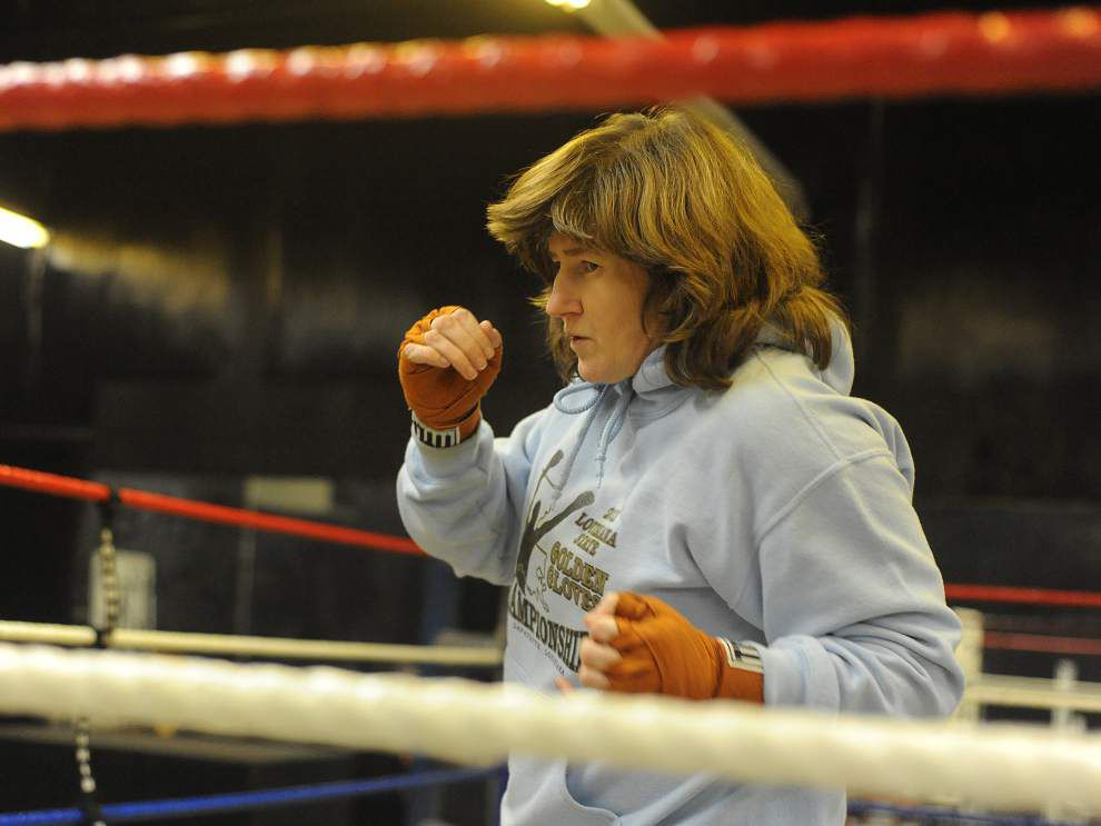 Ragin' Cajun Amateur Boxing Club maintains success despite changes _lowres