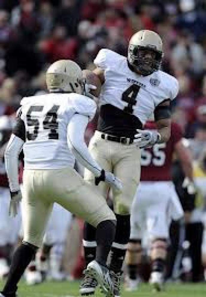 Former ESJ standout Scioneaux to participate in Saints workout for local prospects _lowres