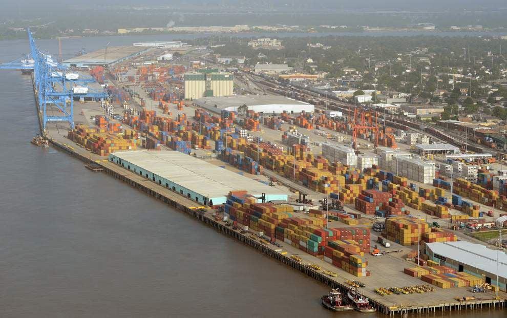 Chiquita bringing banana imports back to N.O. _lowres