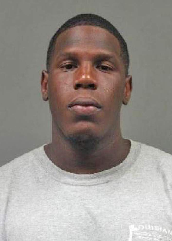 Atlanta Falcons hat looms large at accused killer's armed robbery trial in Baton Rouge