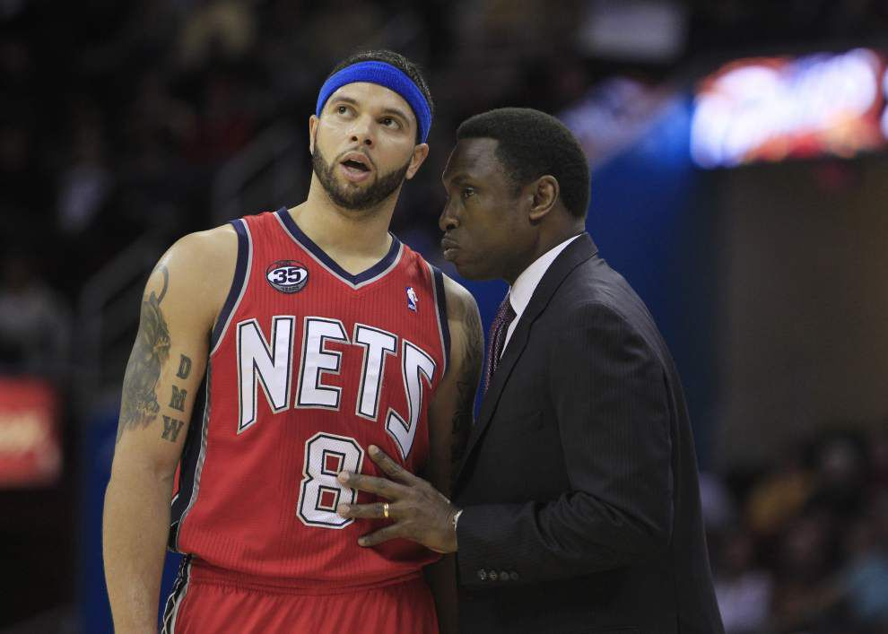 Reports: Alabama targeting Avery Johnson for its men's basketball opening _lowres
