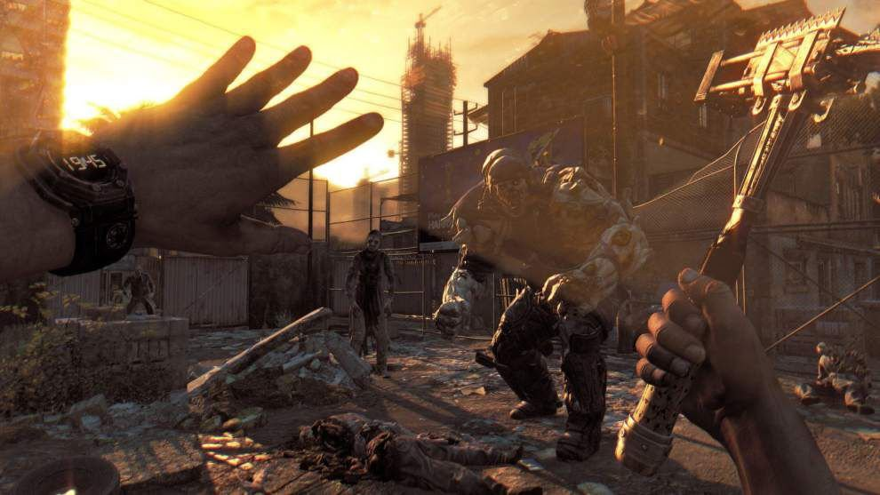 'Dying Light' brings on the nightmare _lowres
