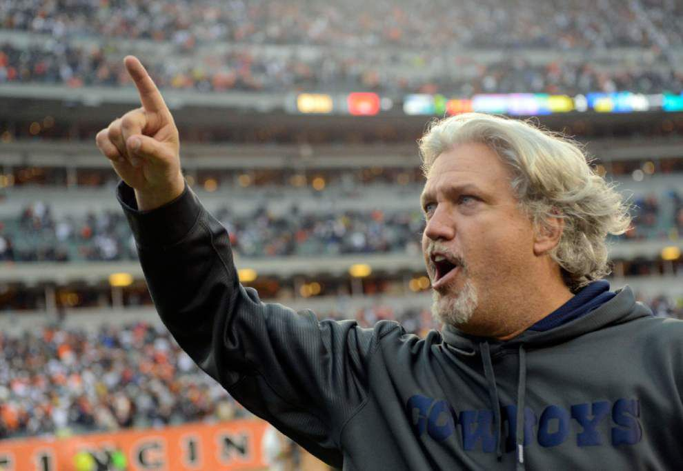 Saints' Rob Ryan knew change was coming in Dallas after pair of 8-8 seasons _lowres