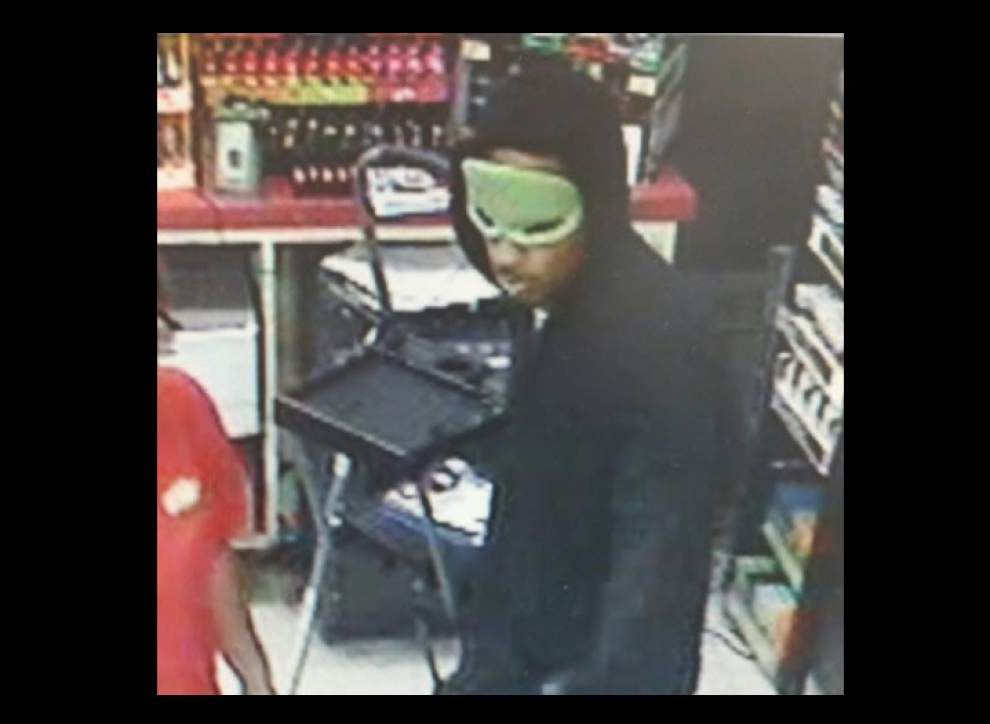 'Ninja Turtle' suspect now accused of two robberies in Lafayette _lowres