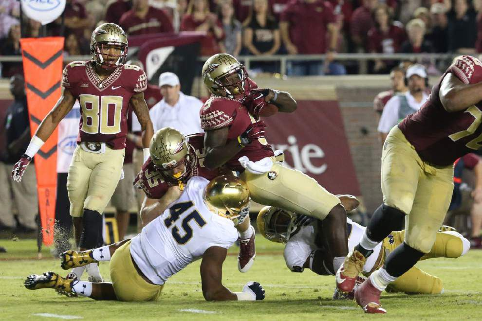Woman asks to end probe of Florida State running back Karlos Williams _lowres