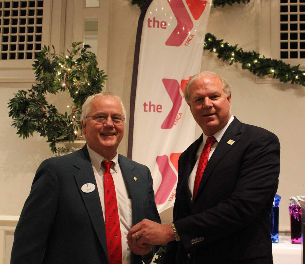 YMCA honors staff's service _lowres