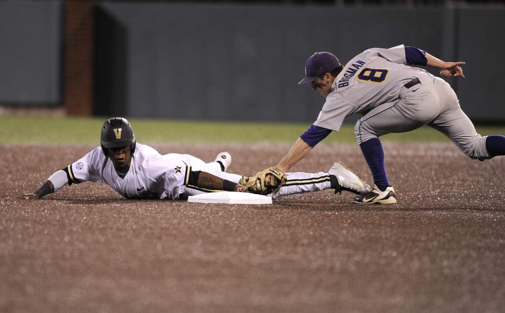 Tigers storm back to top Commodores _lowres