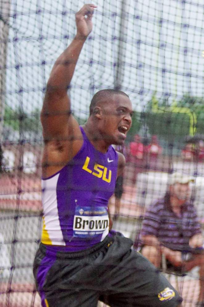 LSU track and field set for NCAA East prelims _lowres