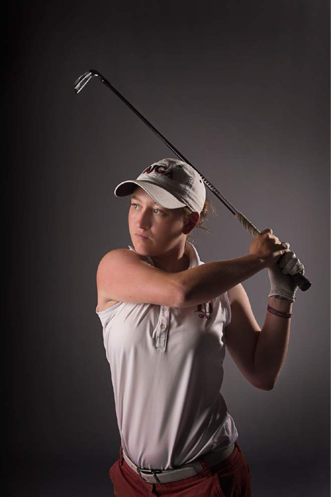 2014 All-Baton Rouge metro girls golf team _lowres