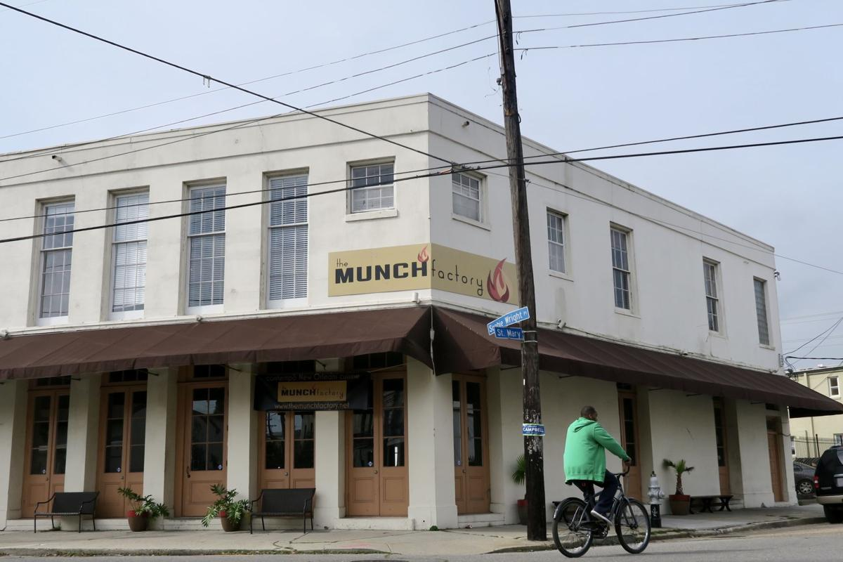 The Munch Factory A Casual Eatery With Its Own Take On Creole Flavor Reopens Uptown Food
