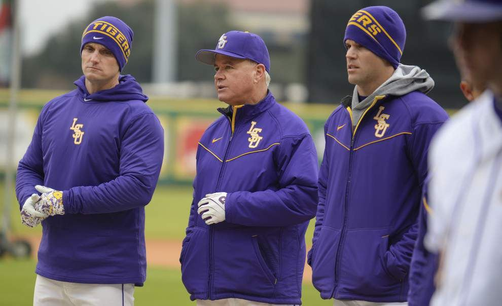 LSU is ranked No. 2 in Baseball America's preseason poll _lowres