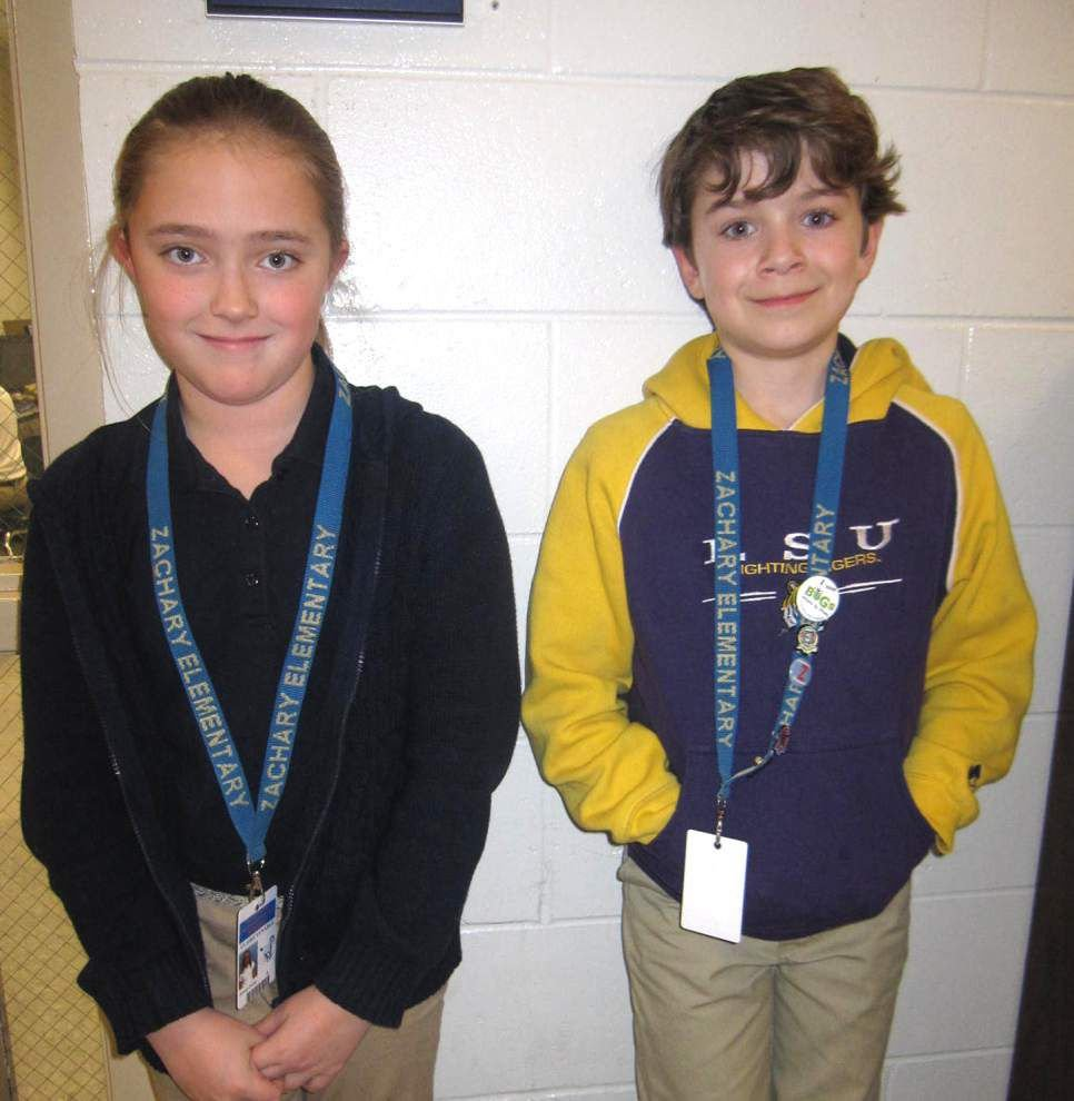 Zachary students compete in statewide math Olympiad _lowres