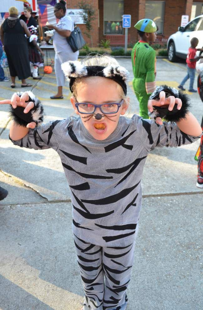 St. John's hosts annual Trunk or Treat _lowres