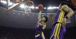 Trendon Watford comes up big, early and late, in LSU basketball team's eighth consecutive win