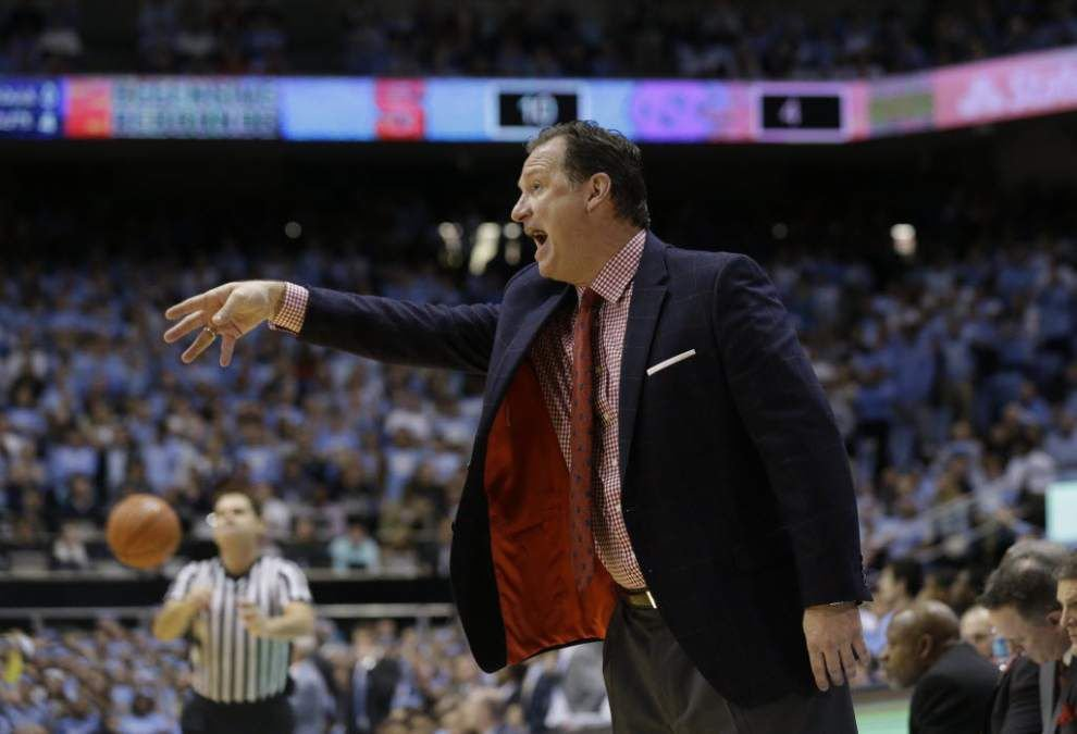 North Carolina State men's basketball coach Mark Gottfried: John Brady was underappreciated at LSU _lowres