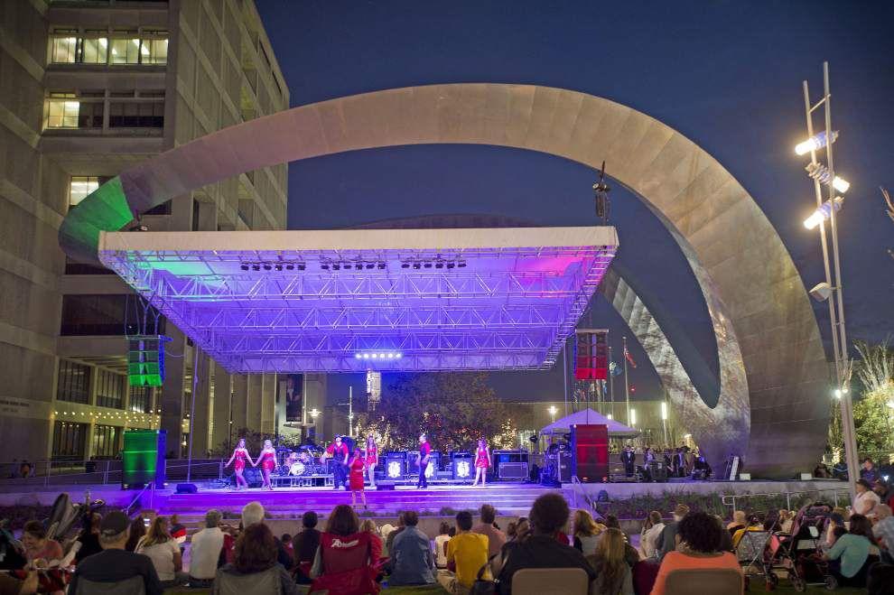 Photos: Baton Rouge tree lighting ceremony _lowres