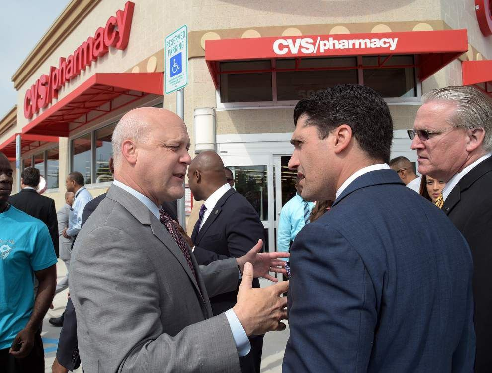 City lauds the arrival of CVS pharmacy in Lower 9th Ward _lowres
