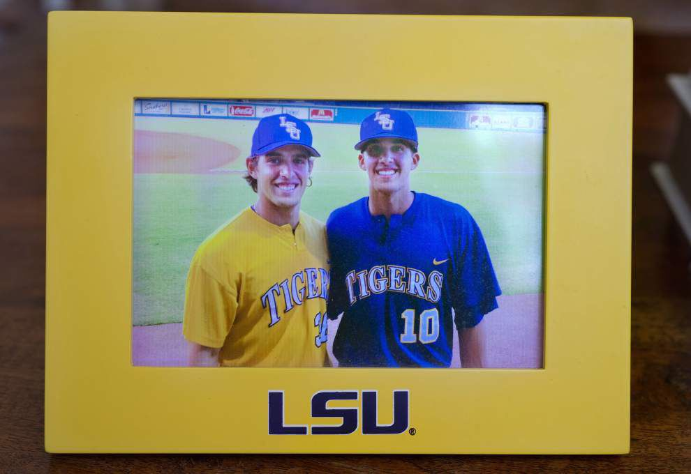 For Stacie Nola, baseball is a Mother's Day tradition _lowres