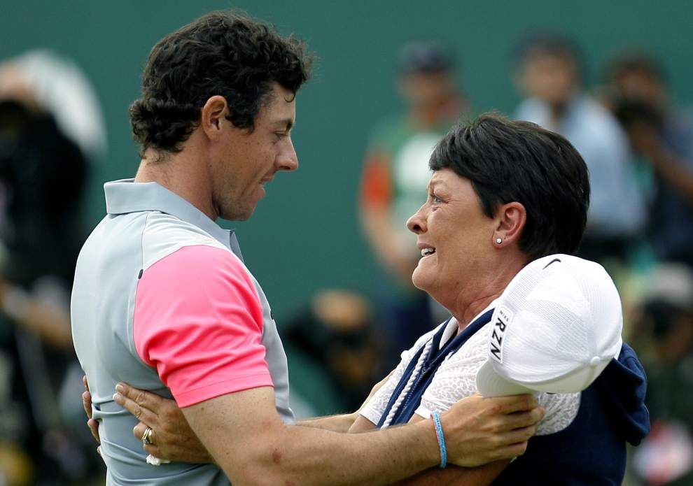 McIlroy reveals secret words _lowres