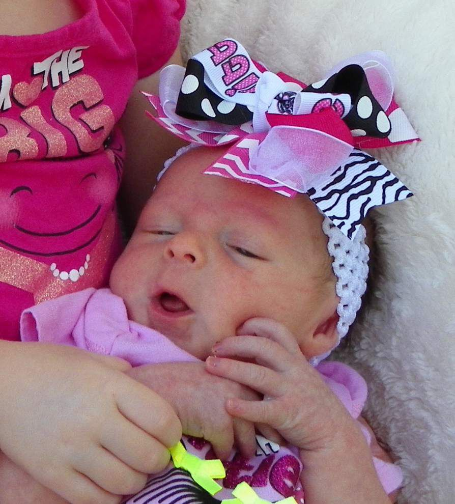 Birth: Rayne Elise Spade _lowres