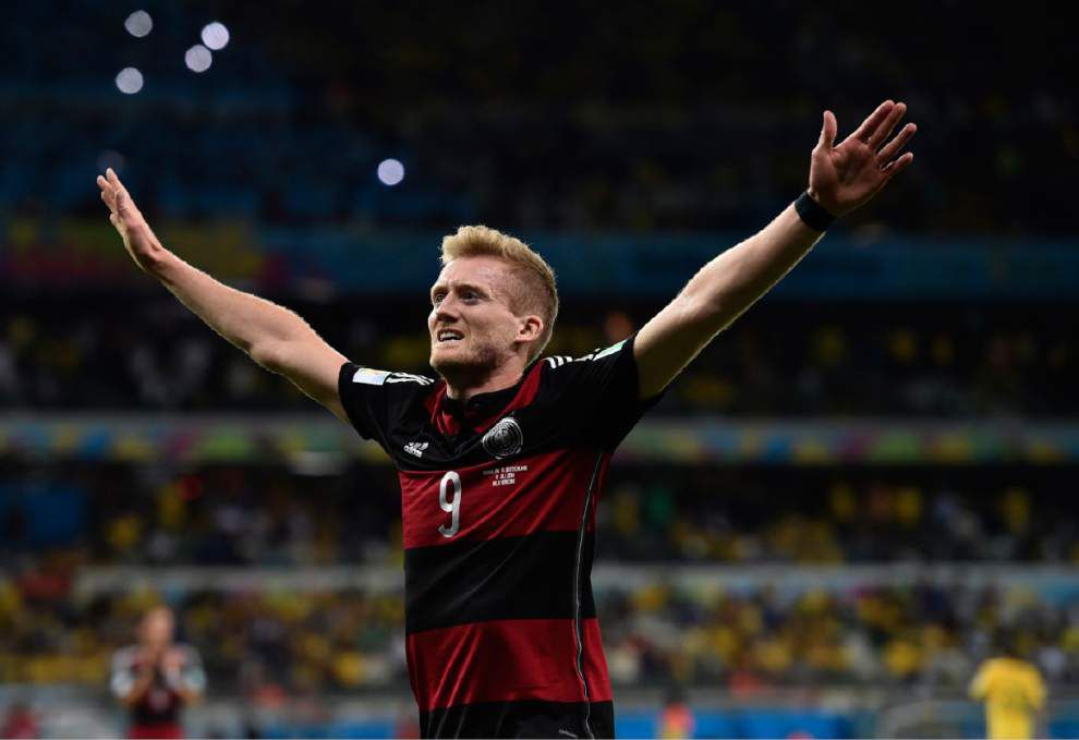 Germany routs Brazil 7-1, reaches World Cup final _lowres