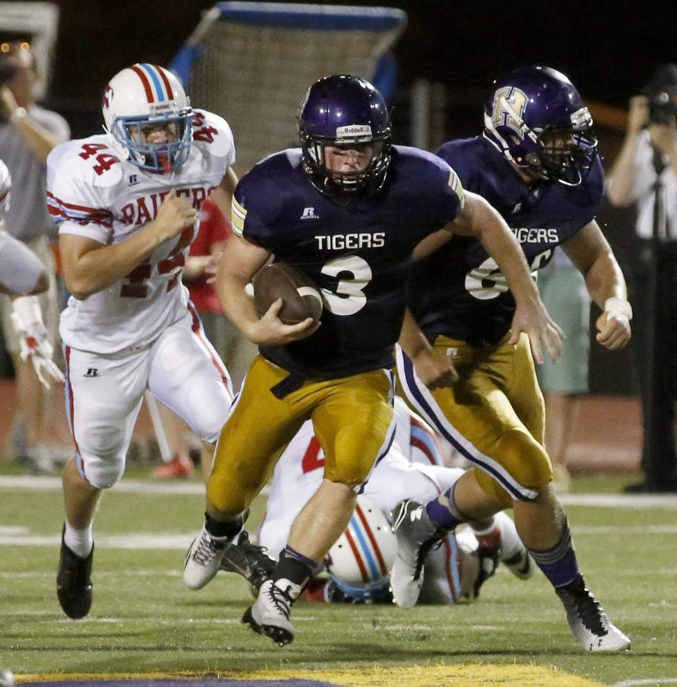 Friday's prep football capsules _lowres