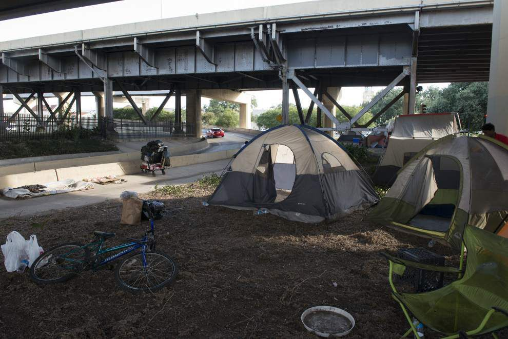 Council acts to crack down on homeless encampments _lowres