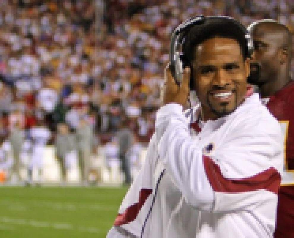 Report: LSU to interview Maryland receivers coach Keenan McCardell _lowres