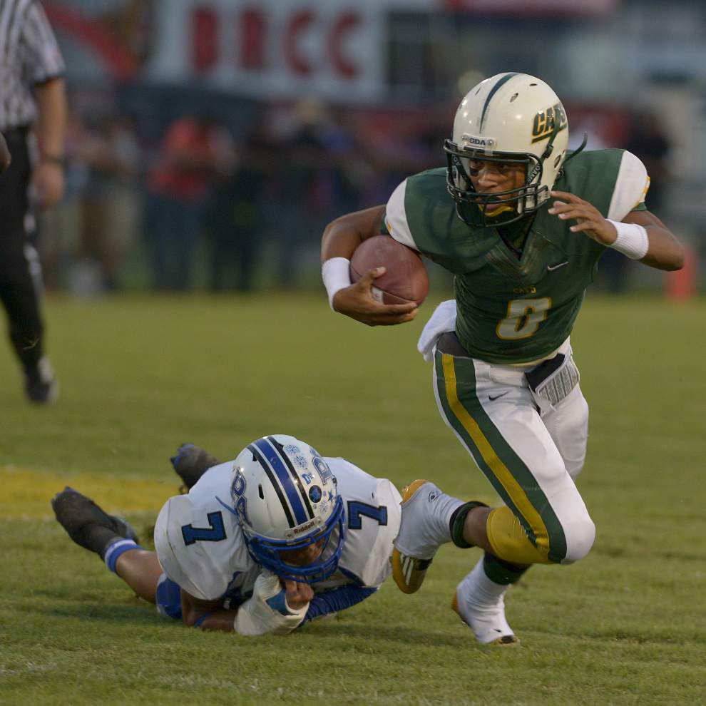 District 6-4A Louisiana high school football preview: Livonia on rise, boosting difficulty in already challenging league _lowres