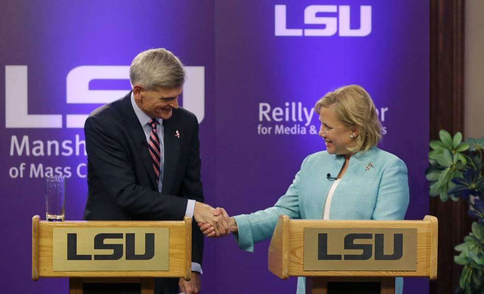 Landrieu, Cassidy spar over congressman's LSU income _lowres