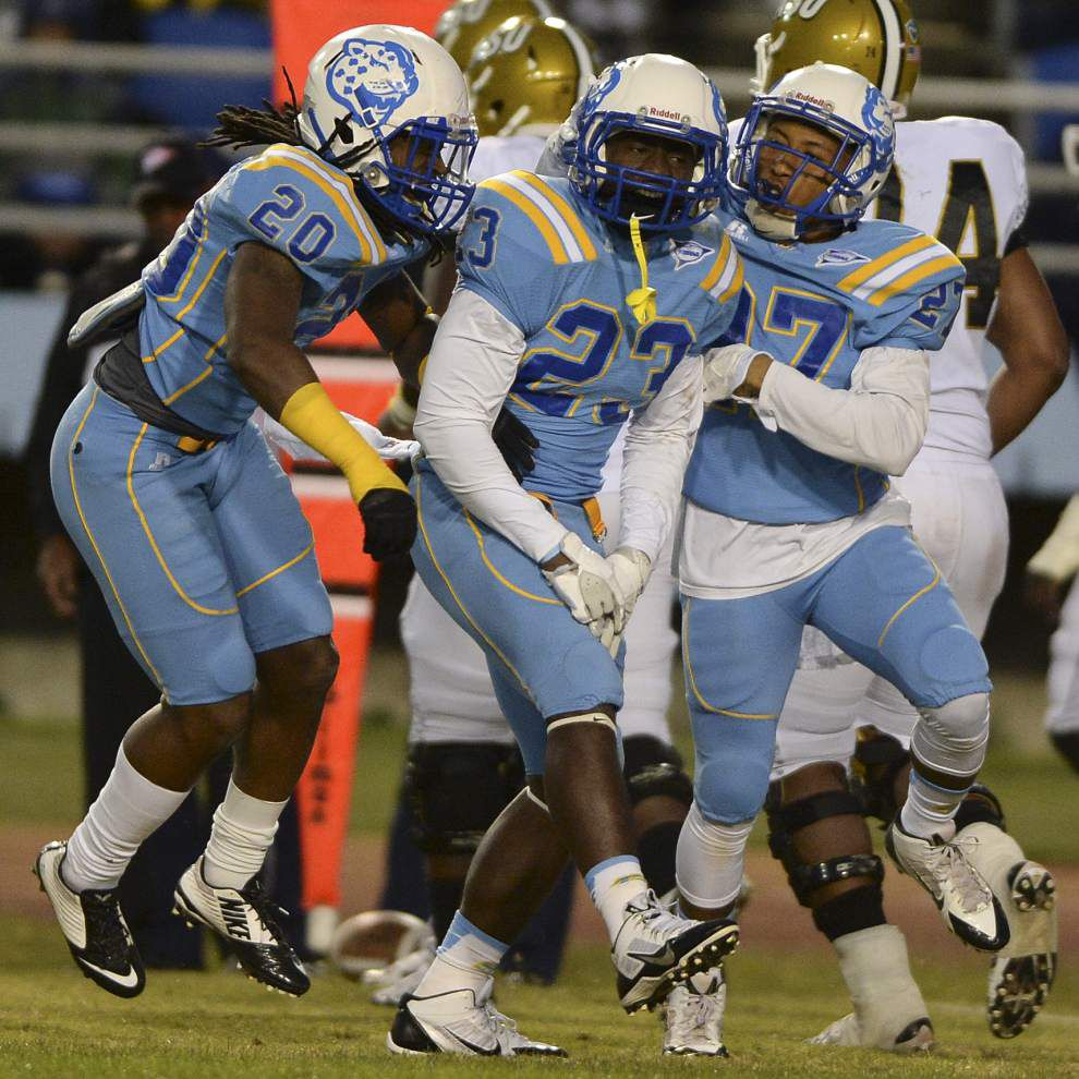 Southern rallies past Alabama State 28-21 _lowres