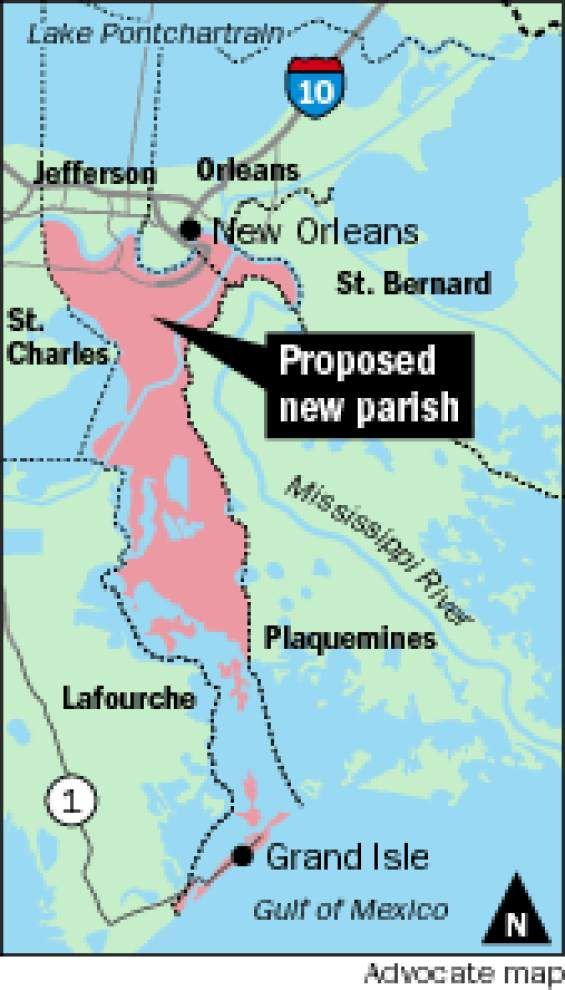 Rep. Jeff Arnold to propose that West Bank secede from Orleans, Jefferson parishes _lowres