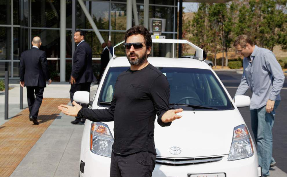 Google says driverless cars are mastering city streets _lowres